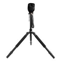 trípodes qzsd al por mayor-QZSD Q999S Kit de trípode para cámara profesional Monopod portátil Soporte trípode flexible con QZSD-06 Cabeza de bola para cámara SLR de viaje