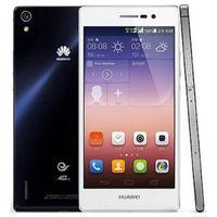 двухъядерный смартфон оптовых-Восстановленное в Исходном Huawei P7 5.0 дюймов Кирин 910T Quad Core 2 ГБ RAM 16 ГБ ROM 13MP 4 Г LTE Dual SIM Android Смарт Сотовый Телефон DHL 1 шт.