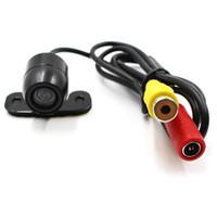 Wholesale mini camera waterproof for sale - 2018 New Universal Mini Car Camera Parking Reverse Rear Back View Camera Waterproof Auto Parking Backup Camera Night Version