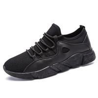 açık düşük fiyatlı ayakkabılar toptan satış-2018 yeni sonbahar erkek ayakkabı açık spor s rahat öğrenci ayakkabı gelgit erkek koşu ayakkabı Moda patlama Düşük fiyat kalite güvencesi