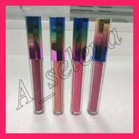 Wholesale Galaxy Cosmic - Newest Beauty lipgloss Limited Starry sky Galaxy Lip Gloss Cosmic Gloss Lip Glitter GAL ON THE MOON SPACESUIT PLUTONIC RELATIONSHP