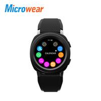 новые продажи умных часов оптовых-2018 новый горячий продажа Microwear smart watch smart watch Bluetooth вызов вызова плавание водонепроницаемый BT камера сна монитор спортивные часы сердечного ритма