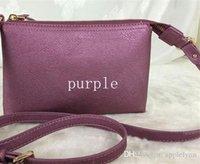 mini sac à bandoulière achat en gros de-8 couleurs Marque Designer PU mini épaule Crossbody cross body Sacs Femme sac de téléphone porte-monnaie