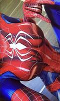 costumes feitos à venda venda por atacado-Mary Jane Spider Girl Impressão 3D Spandex Mulher Aranha Traje Cosplay Zentai Bodysuit Custom Made Venda Quente