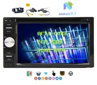 """Wholesale hd radio rds - Android 7.1 Octa-core 2GB+32GB Car Stereo CD car DVD Player 6.2"""" 1024*600 HD TouchScreen Double Din HeadUnit Bluetooth Radio RDS Phone"""