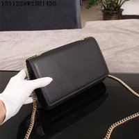 Wholesale small card boxes for sale - Small Women shoulder bags Plain real leather top quality High quality dustbag boxes card etc all available women casual crossbody