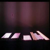 iç mekan hidroponik ışıklar toptan satış-T8 LED Işıkları Büyümek Tam Spektrum Kapalı T8 LED Bitki Lamba Hidroponik sistemi Büyümek Sera çadır Için bitki aydınlatma AB / ABD Plug