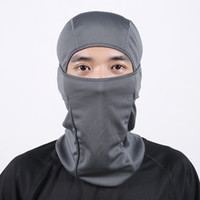 Wholesale falling mask for sale - Group buy Balaclava Winter Outdoor Sports Riding Skiing Multifunctional Windproof Warm Hat Cap Scarf Turban Mask Headgear For Men Women Free DHL H688F
