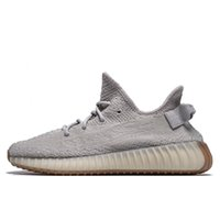 Wholesale online media - Sesame SPLY 350 Butter 350 V2 Semi Frozen Yellow Belgua 2.0 Wholesale Discount Cheap Kanye West Online Shoes Designer Running Shoes