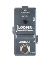 Wholesale guitar effects pedals looping resale online - ammoon AP Loop Guitar Pedal Looper Electric Guitar Effect Pedal True Bypass Unlimited Overdubs Minutes Recording