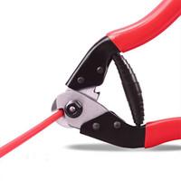 ingrosso pinze per tagliatori-Bicicletta Shift Cable Plier Deragliatore Shifter per bici Utile Cable Cable Cutter Pratico utile Wire Clipper in acciaio di alta qualità 25dc ZZ