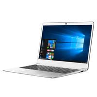 hdmi bluetooth 4.2 großhandel-Teclast F7 Laptop 14,0 Zoll Windows 10 englische Version Quad Core 1,1 GHz Intel Celeron N3450 HDMI Kamera Bluetooth 4.2 Notebook