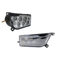 Wholesale projector kits for headlights for sale - Group buy for Polaris Ranger Side X Sides Polaris Ranger and Sportsman LED Headlight Kit ATV UTV Light Accessories Projector Headlight