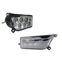 ingrosso luce del ranger-per Polaris Ranger Side X Sides Polaris Ranger e Sportsman LED Kit fari ATV UTV Light Accessori Proiettore Faro