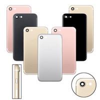 célula de bateria de volta venda por atacado-Peças de reparo brandnew da substituição do conjunto do alojamento da bateria para Iphone 5 6 7 8 mais
