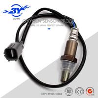 Wholesale Fuel Ratio - OEM 89465-41060 8946541060 Auto Air Fuel Ratio Oxygen Sensor For Toyota 2003-2005 Alphard 3.0L 1MZFE