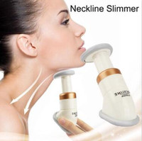 Wholesale neck chin exerciser resale online - Delicate Neck Slimmer Neckline Exerciser Reduce Double Thin Skin Jaw Chin Body Massager Health Care Tool CCA10370