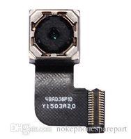 meizu m2 toptan satış-Meizu M2 Not Cep Telefonu Parçaları Için Yeni Arka Arka Kamera Modülü Flex Kablo