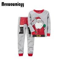 kinder baumwoll-pyjama-anzüge großhandel-