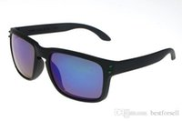 Wholesale summer shades - New Sunglasses Men Women Fashion Brand Designer Summer Shade UV400 Protection Cycling Sports Bicycle Sun Glasses 8j8 with cases