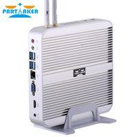 Wholesale mini pc i5 for sale - Group buy Mini PC Intel NUC i5 U Fanless Mini PC Windows Micro Desktop Computer HDMI VGA k HTPC TV Box Small PC