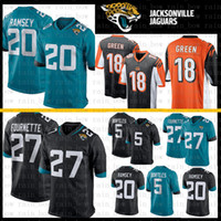 Wholesale Jaguars Jerseys Online   Stitched Jacksonville Jaguars Jersey  Jalen Ramsey Leonard Fournette Blake Bortles Cincinnati