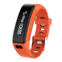 b mobile android großhandel-NO.1 Smartband Wasserdichte Silikon Material Armbänder Sport Intelligente Armband Mit Handy Anrufe Herzfrequenz + B