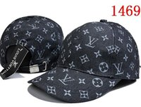 Wholesale Brand Selection - fashion cap 100% Cotton Luxury brand cap design Embroidery hats for men snapback caps casual visor gorras bone lk color selection wholesale