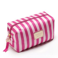 Wholesale peach candies - Pink sugao 2018 new style secrt print large capacity makeup bag cosmetic bags for travel storage organizer and toiletry bag
