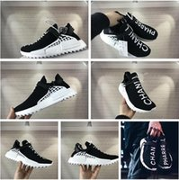 Wholesale Dong Man - 2017 the Human Race NMD x x Pharrell fei dong men and women sports shoes shoe size 36 to 45