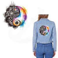 Wholesale gossip - NEW Europe Exquisite Gossip stickers cm iron on patch woman T shirt jacket thermal transfer paper Clothing decoration