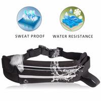 Wholesale water bottle bag belt for sale - Group buy 1pc Hot SalePouch Pocket Coin Purse Hip Money Belt travel Mobile Phone Bag Outdoor sport Water bottles Waist Bag Waterproof Bag