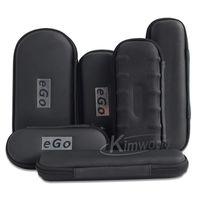 estojo kit protank venda por atacado-Novo Ego Zipper Caso de Metal Eletrônico Cigarro de Metal Com Zíper E Cig Casos Para Ego Evod Kit CE4 CE5 MT3 Protank Starter Top Quality