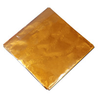 Wholesale tin foil resale online - DHL cm Multi Colored Tin Foil Wrapper Packaing Paper Square Chocolates Gifts Tin Foil Packing Paper for Retails