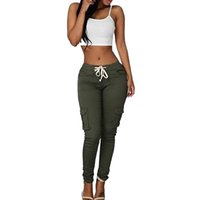 Wholesale skinny jeans washed for women online - Elastic Sexy Skinny Pencil Jeans for Women Leggings Jeans Woman High Waist Jeans Women s Thin Section Denim Pants