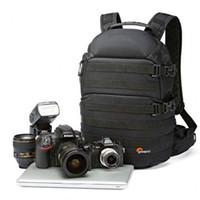 venda de mochilas laptop venda por atacado-Promoção de Vendas NOVO Genuíno ProTactic 350 AW DSLR Camera Bag Foto Laptop Mochila com All Weather Cover