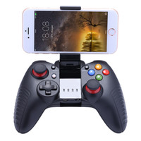 Wholesale Controllers For Android Phones - ipega 9067 Gaming Wireless Bluetooth 3.0 Game Controller Joystick for iPhone iOS Android Phones TV Box PG-9067 Gamepad Gamecube