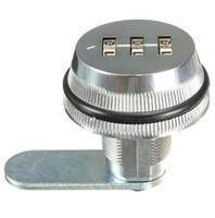 ingrosso armadio di blocco combinazione-1pc 3 cifre Combination Cam Lock KEYLESS Password Lock Serrature per armadi per cassette postali