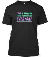 Wholesale shirt samples for sale - Sample For Callum Love Freedom There s Enough Everyone T shirt Élégant T Shirt Men s Leisure Short Sleeve Crewneck Cotton Big Size Party T