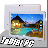 "9.6 Inch 10 ""Tablet PC MTK8382 MTK6592 Octa Core Android 6.0 4GB 64GB Phable IPS Screen GPS 3G phone Tablets keyboard cover Case E-9PB"