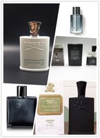 Wholesale Free Stays - Creed Aventus Creed Green Irish Tweed Creed Sliver Mountain  EDP Blue Liquid Perfume Fragance Stay Long-period Free Shipping