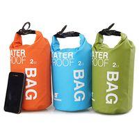 bf62b82a4127 35% Off. NZ  5.18 · 2L Hitorhike Ultralight Swimming Bag Dry Outdoor Nylon  Kayaking River Storage Drifting PVC Waterproof Rafting ...