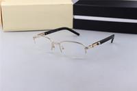 MB Glasses Frames 399 alloy frame glasses frame restoring ancient ways oculos de grau men and myopia eyeglasses frames