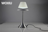 WOXIU Led table Lamp Magnetic modern Model novelty Lighting floating high technology art show Crafts Home holidays decor
