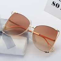 Wholesale clear plastic butterflies - 2018 Luxury Brand fashion butterfly Cat Eye Women Sunglasses Pearl oversized sunglasse Square Sun Glasses Ladies Gradient Clear Shades