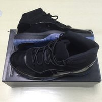 Wholesale Cheap Mens Cap and Gown Top s Men Women Basketball Shoes Concord UNC Gye Red Sport Sneakers Size With Box