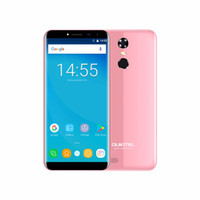 Wholesale Pink Touch Mobiles - Oukitel C8 18:9 Mobile Phone Quad Core 2GB 16GB 5.5 Inch Touch ID 13MP Android 7.0 Smartphone 3G