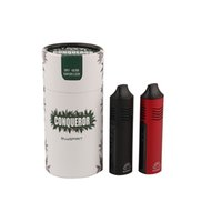 dampf-temperatur großhandel-2019 Hugo Vapor Budspirit Eroberer Vaporizer Kit 2200mAh Batterie E-Zigaretten Vape Vapor Pen Box Mod Temperaturkontrolle Herbal E-Zigarette