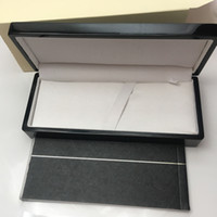 Wholesale books pencils - luxury AAA+ Marker pen Box with The papers Manual book , Pen box for m pen , wood box