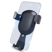 car phone holder venda por atacado-Berço ajustável do pára-brisa da largura do carro do telemóvel do suporte do carro para o telefone celular OBhbo13